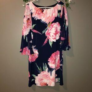 Adorable floral dress - EUC
